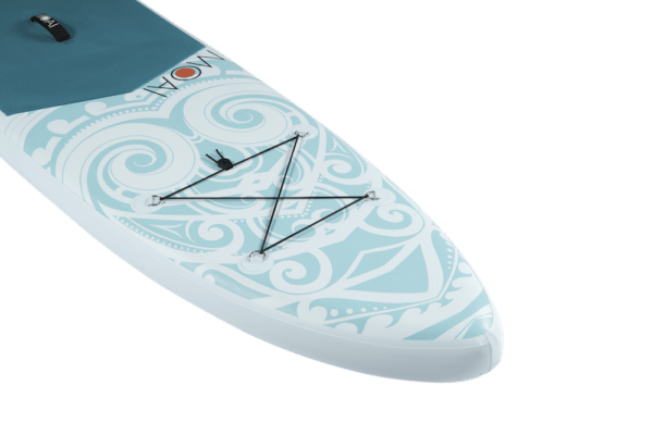 MOAI Stand Up Paddle Board 2 - Supper Den Bosch