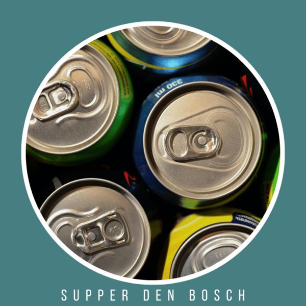 Blikje Fris - Suppen in Den Bosch